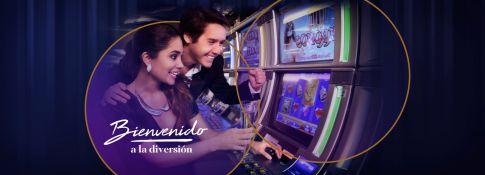 Casino Golden Palace - Bienvenidos