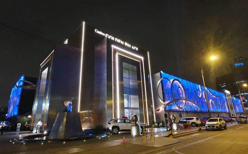 golden palace casino lima